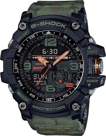 Relógio G-shock Mudmaster Gg-1000btn-1adr *burton Edição Lim