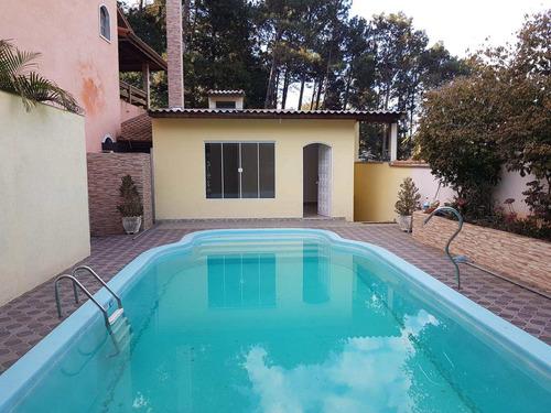 Imagem 1 de 24 de Casa Com 2 Dorms, Embu Mirim, Itapecerica Da Serra - R$ 350 Mil, Cod: 1243 - V1243