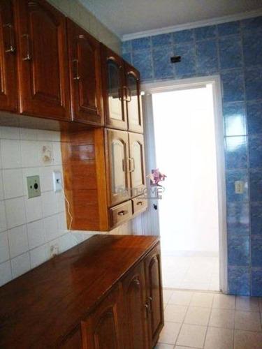 Imagem 1 de 13 de Apartamento Com 2 Dormitórios, 65 M² - Venda Por R$ 320.000,00 Ou Aluguel Por R$ 1.300,00/mês - Rudge Ramos - São Bernardo Do Campo/sp - Ap1047
