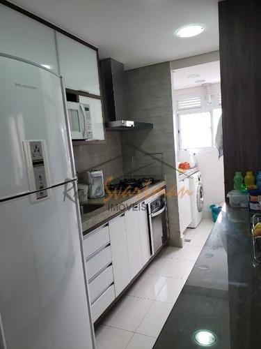 Imagem 1 de 20 de Apartamento Com 2 Dormitórios À Venda, 80 M² Por R$ 615.000,00 - Mansões Santo Antônio - Campinas/sp - Ap1185