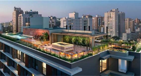 Apartamento Com 1 Dormitório À Venda, 45 M² Por R$ 375.687,73 - Independência - Porto Alegre/rs - Ap0216