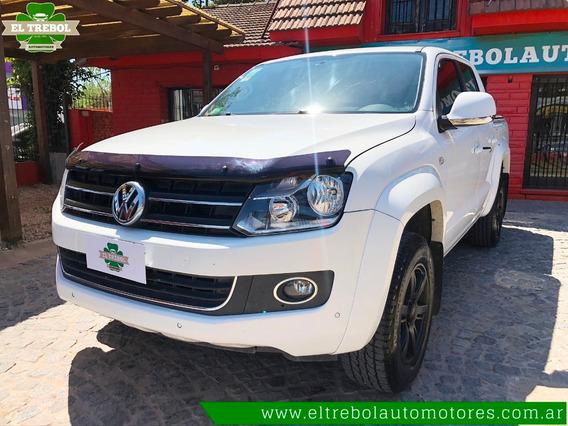 Volkswagen Amarok 2.0 4x4 180 Cv Highine 2014