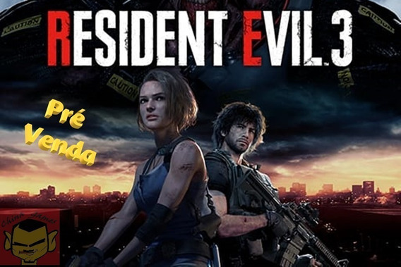 Resident Evil 3 Remake Reserva Steam