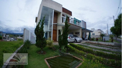 Imagem 1 de 20 de Casa Residencial À Venda - 3 Suites, Arua Brisas, Mogi Das Cruzes - . - Ca0021