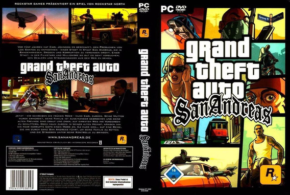 Gta San Andreas (pc) Pt-br !!! Frete Grátis !!!