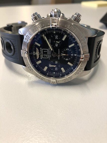 Relógio Breitling Blackbird - Ref. A44359