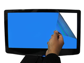 Folha Pelicula Polarizada Linear Tv Lcd 32 Polegadas 0grau