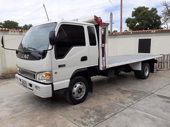 Camion Jac 1063 Cabina Y Media 5 Toneladas