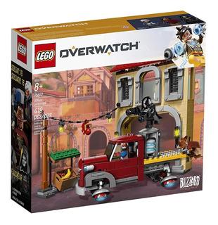 Lego® Overwatch Game - Batalla Final En Dorado - 75972