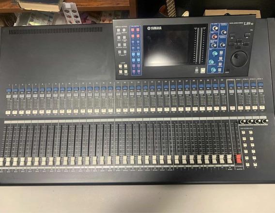 Mesa Digital Yamaha Ls9 32 Semi Nova - A Vista R$: 18500,00