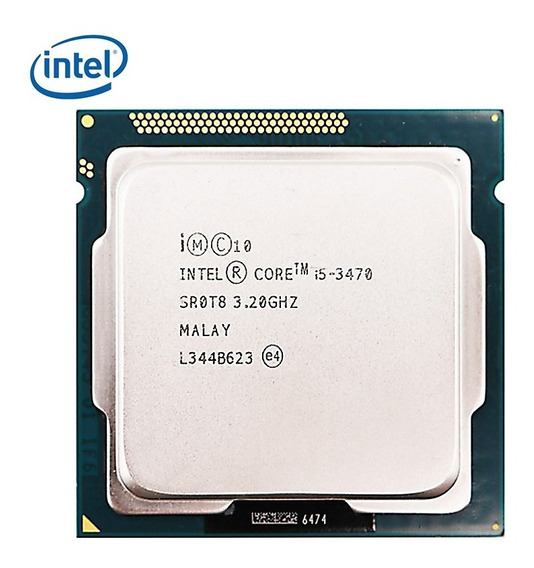 Cpu Processador Intel I5 3470 Lga 1155 3.2ghz 6mb Cache