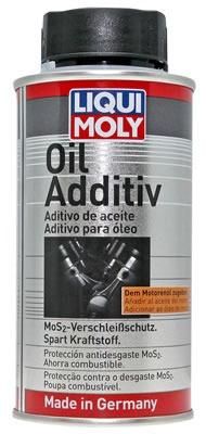 Aditivo Liqui Moly 150 Ml   Oil Additiv - Antifriccion