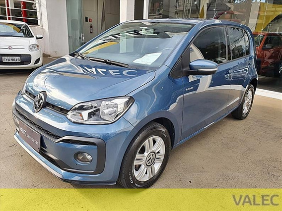 Volkswagen Up Up Move 1.0 Flex 4p Automatizado