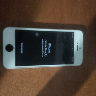 iPhone 5s Bloqueado