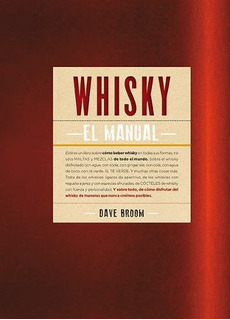 Whisky - El Manual, Broom, Ed. Akal