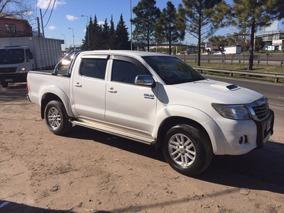 Toyota Hilux 2014 3.0 Tdi C/d 4x2 Srv Cuero (171cv) (l12)