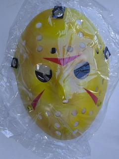 Máscara Jason Vorhees Importada Pvc Resistente Tipo Neca