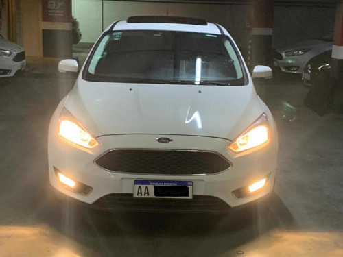 Imagen 1 de 11 de Ford Focus Iii 2.0 Se Plus At6 2016