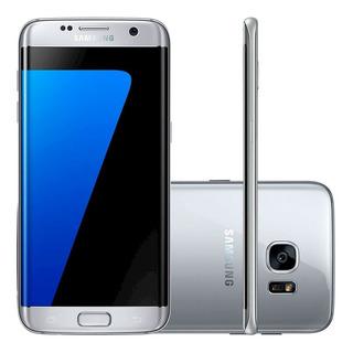 Celular Samsung Galaxy S7 Edge Barato Tela 5.5 32gb 12mp 4g