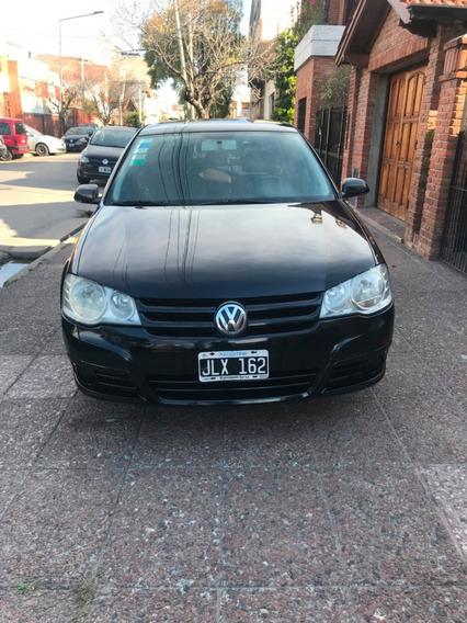 Volkswagen Golf Motor 1.6 2010 Negro 5 Puertas