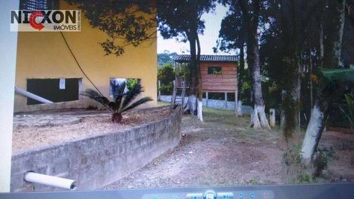 Imagem 1 de 19 de Chácara Residencial À Venda, Parque Piratininga, Itaquaquecetuba. - Ch0008