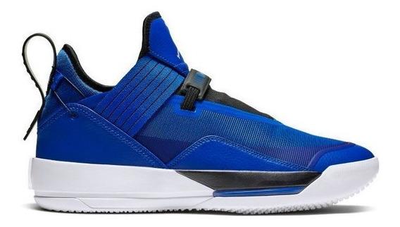 Tenis Nike Air Jordan Xxxiii Se - Azul - Hombre Sneakers