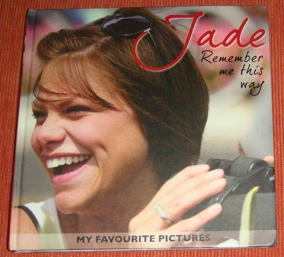 Livro Jade Remember Me This Way - My Favourite Picture