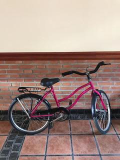 Bicicleta Paseo Vintage Dama Rodado 26