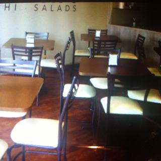 Mesas Para Restaurante Bar Cafe Comedor Industrial Neverias