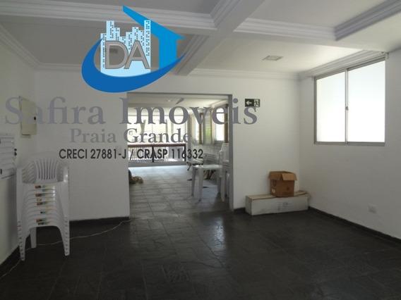 Apartamento Para Locação Definitiva No Canto Do Forte Praia Grande - Ap00581 - 34281595