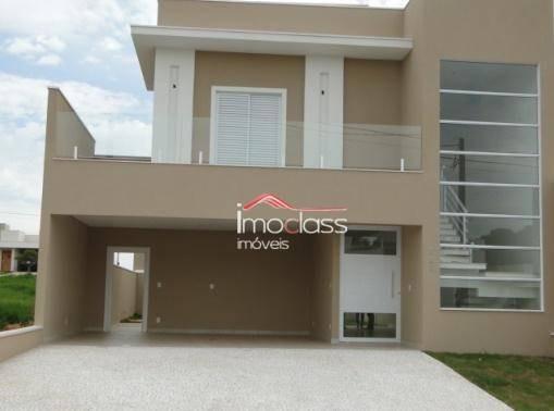 Casa Residencial À Venda, Residencial Portal Do Lago, Sumaré. - Ca0678