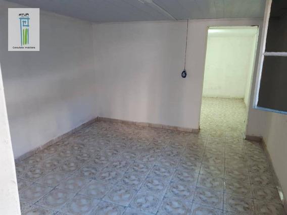 Casa Com 2 Dormitórios Para Alugar Por R$ 1.000,00/mês - Imirim - São Paulo/sp - Ca0211