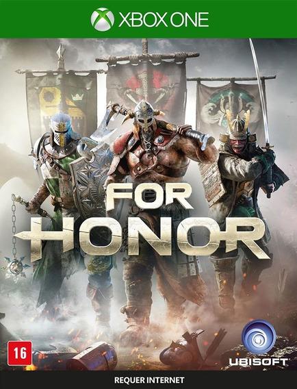 For Honor Xbox One - 100% Original (25 Dígitos)