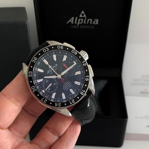 Alpina Alpiner 4 Chronograph Automático Completo