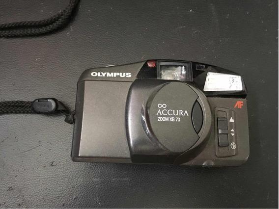 Maquina Fotográfica Olympus Accura Zoom Cb700 Analogica