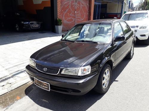 Toyota Corolla 2002 1.8 16v Se-g Aut. 4p
