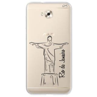 Capa Capinha P/ Zenfone 4 Selfie - Cristo Rio De Janeiro 2