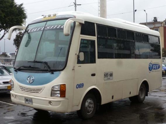 Autobuses Buses Ample Forman 660 2007