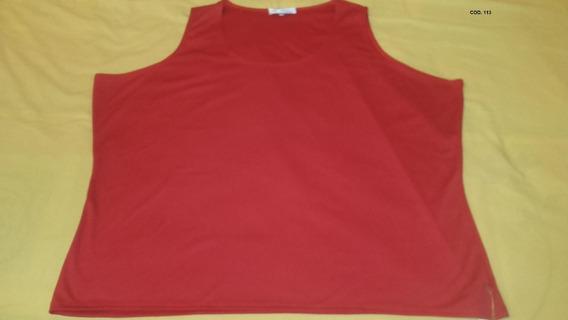 Musculosa De Lycra Mujer - Talle Grande