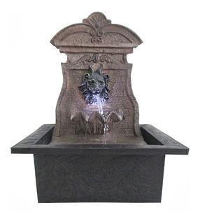 Fuente De Agua Manantial Con Luz De Tienda Que Regalo