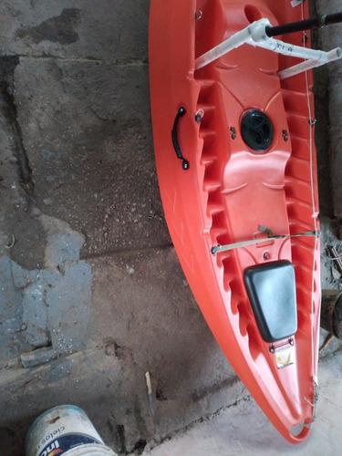 Kayak Para 2 Personas Marca Poseidon Con Toda Su Documentaci