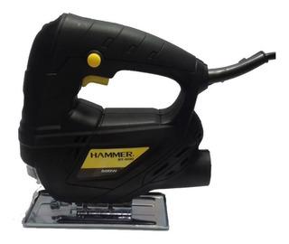 Serra Tico Tico Madeira Alumínio Aço 500w 127 V Hammer St500