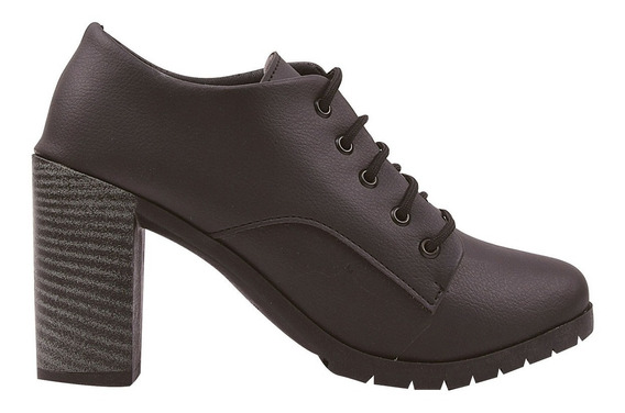 Bota Coturno Sapato Feminino Chiquiteira Chiqui/3787