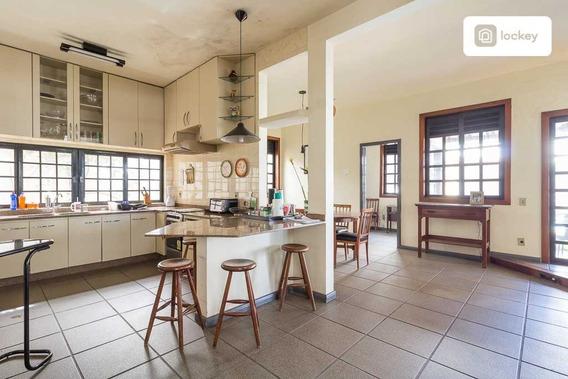 Casa Com 255m² E 4 Quartos - 10102