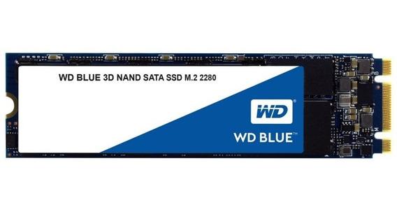 Disco Solido Ssd M2 Wd 250gb Blue M.2 2280 Western Digital