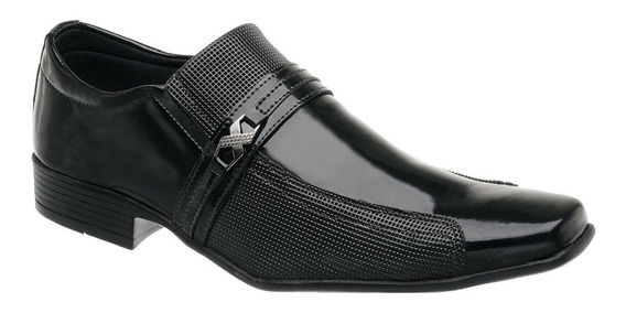 Sapato Social Masculino By Franboots Slz 1041