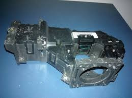 Bloco Optico Para Projetor Sony Vpl-ex7 Vpl Ex7 Sem O Prisma
