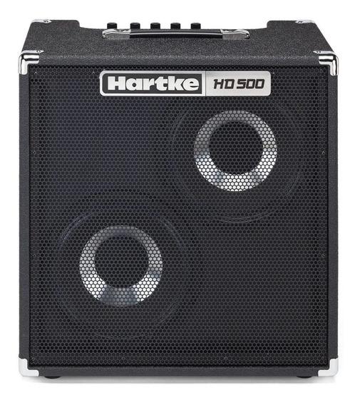 Amplificador Contra Baixo Hartke Hd500 Cubo 500 W Hydrive