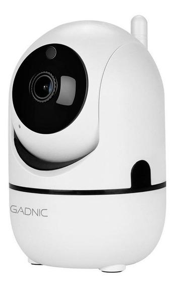 Camara Seguridad Gadnic P2p00009 Wifi Domo Noche 1080