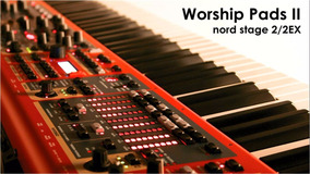 Worship Pads 2 - Nord Stage 2 2ex 3
